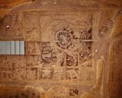 An aerial view of the ruins of Göbekli Tepe. Image Credit: The Göbekli Tepe Archaeological Project.